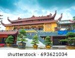 ho chi minh city  vietnam  ...   Shutterstock . vector #693621034