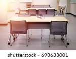 conference chair | Shutterstock . vector #693633001
