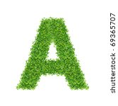 small green plants and green... | Shutterstock . vector #69365707