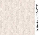 rose gold foil texture. art... | Shutterstock . vector #693665725