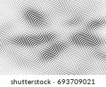 abstract background with lines... | Shutterstock .eps vector #693709021