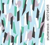 modern seamless pattern design...   Shutterstock .eps vector #693714145