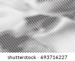 abstract background with lines... | Shutterstock .eps vector #693716227