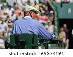 wimbledon  london   june 23  an ...   Shutterstock . vector #69374191