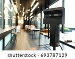 standalone 3d camera scanner... | Shutterstock . vector #693787129