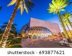 st. petersburg  florida   april ... | Shutterstock . vector #693877621