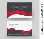 vector modern creative business ... | Shutterstock .eps vector #693906121