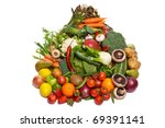 Photo Of A Large Group Of Frui...