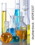 laboratory instruments | Shutterstock . vector #69391537