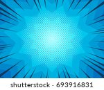 abstract background  comic book ... | Shutterstock .eps vector #693916831