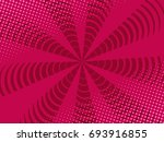 abstract background  comic book ... | Shutterstock .eps vector #693916855
