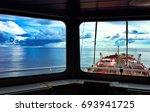 ship navigation bridge   Shutterstock . vector #693941725