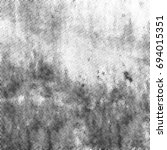 grunge halftone black and white.... | Shutterstock . vector #694015351