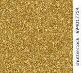 gold glitter bright background. ...   Shutterstock . vector #694017724