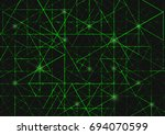abstract background with... | Shutterstock . vector #694070599
