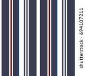 fabric usa color fashion style... | Shutterstock .eps vector #694107211