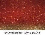 festival event party blurred... | Shutterstock . vector #694110145