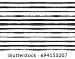 black and white seamless vector ... | Shutterstock .eps vector #694153207