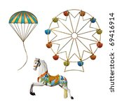 Carousel Merry Go Round  A...