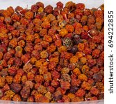 Small photo of Dried rowan Rowan red, useful properties of which have long been used in healing, among the sick on the head of pagans was also considered a powerful amulet.