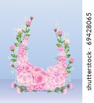 vector illustration of a... | Shutterstock .eps vector #69428065