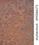 rusted metal texture.   Shutterstock . vector #694366171