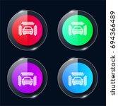 automatic wash car four color...