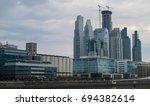 buildings   argentina | Shutterstock . vector #694382614