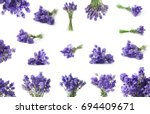 Bunch Of Lavender Flowers...