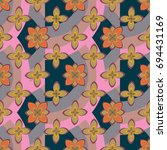 color seamless pattern with...