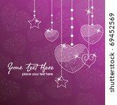 greeting card | Shutterstock .eps vector #69452569