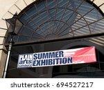 salisbury  wiltshire  england   ... | Shutterstock . vector #694527217