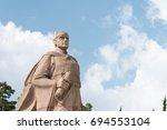 yunnan  china   oct 12 2016 ... | Shutterstock . vector #694553104