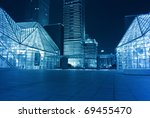 blue abstract business concept  ... | Shutterstock . vector #69455470