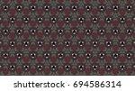 beautiful illustration of... | Shutterstock . vector #694586314