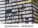 facade of office building by... | Shutterstock . vector #69462247