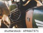 tallawilla  sri lanka   june 3  ... | Shutterstock . vector #694667371