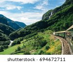 Small photo of Flam railway