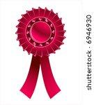pink award   Shutterstock .eps vector #6946930