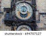 Astronomical Clock At City Hal...