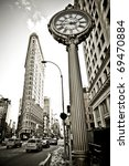 new york   january 8   flat... | Shutterstock . vector #69470884