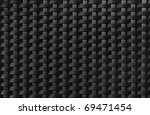 Black Textured Surface Of...