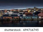 Small photo of Vardo Norway - Arctic Circle