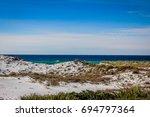 Destin Florida Sand Dunes