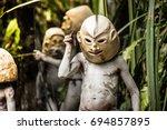 Mudmen of Papua New Guinea