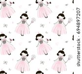 Cute Princess Pattern