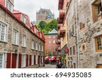 montreal  canada   july 27 ... | Shutterstock . vector #694935085