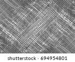 grunge texture   abstract... | Shutterstock .eps vector #694954801