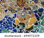 mosaic | Shutterstock . vector #694972159