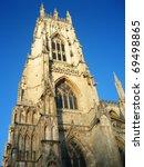 York Minster  York  England.